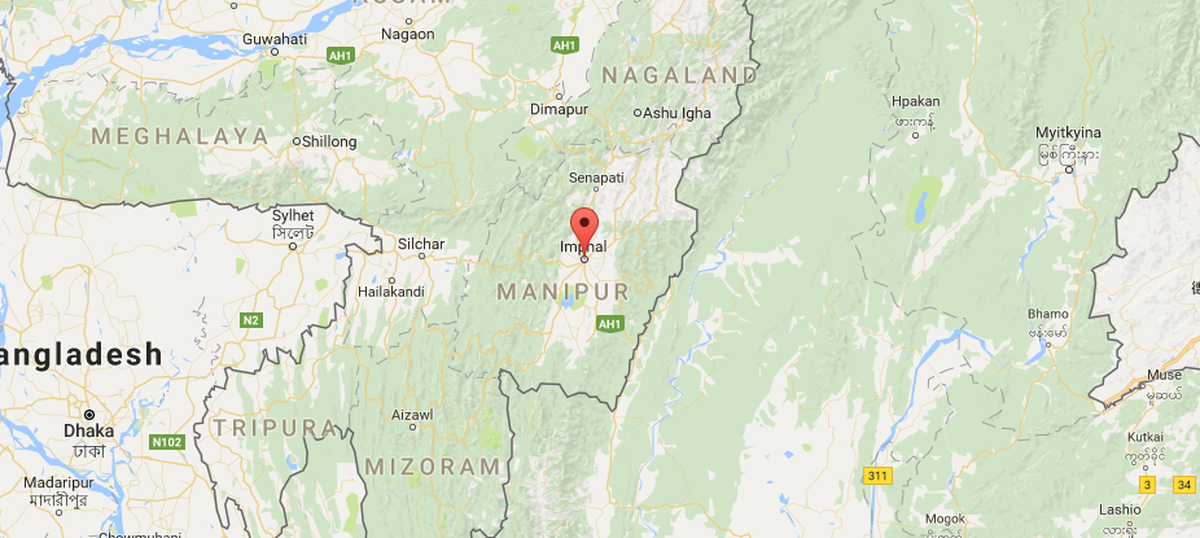 Manipur elections: BJP office in Imphal vandalised three days before polling, party blames Congress