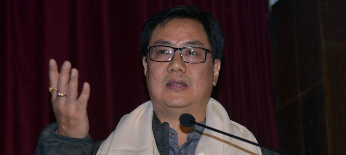 Government will provide security to Gurmehar Kaur, says Kiren Rijiju