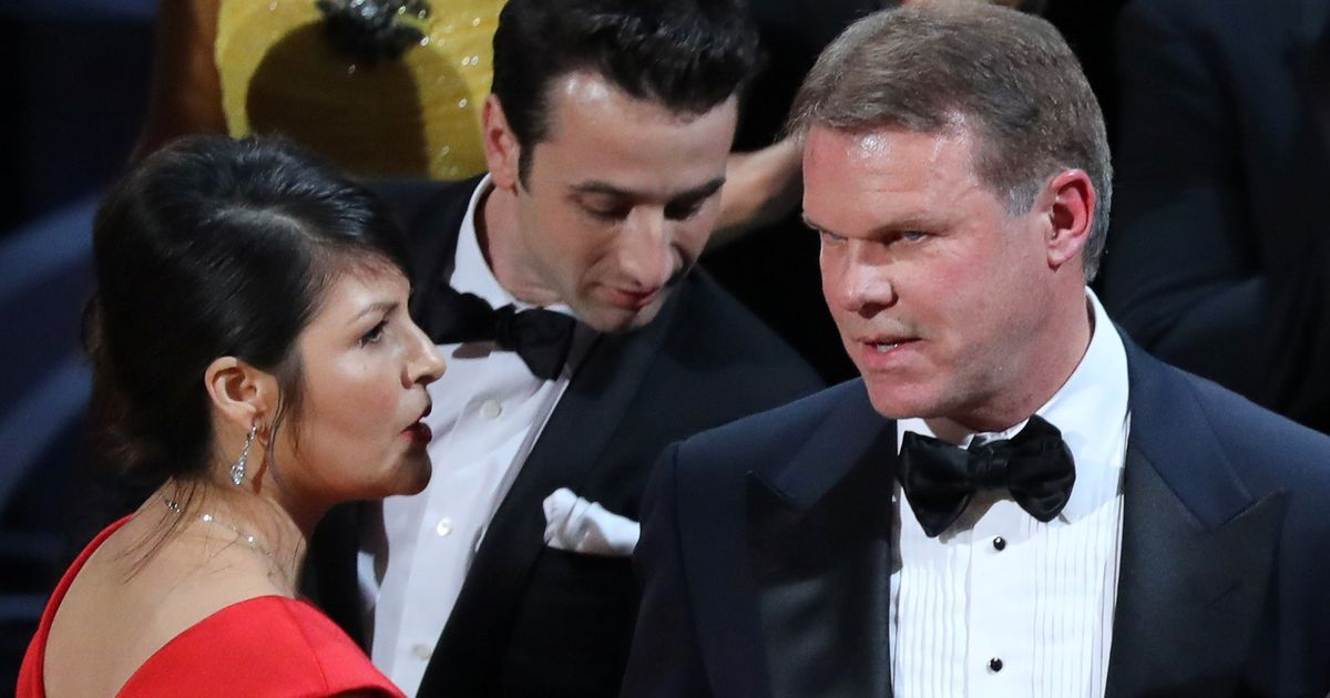 Oscars mix-up: The two PWC accountants responsible will no longer work for the Academy Awards