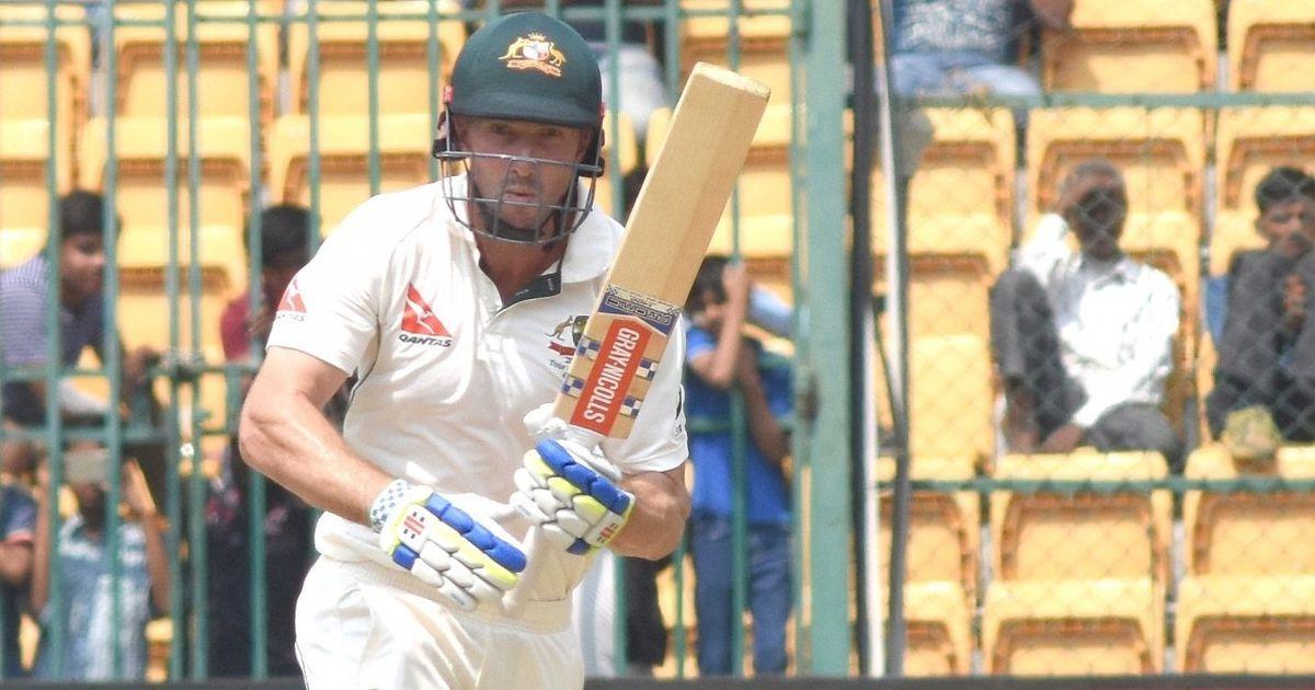 Cricket: Shaun Marsh, Matt Renshaw's half-centuries help Australia take 48-run lead on Day 2