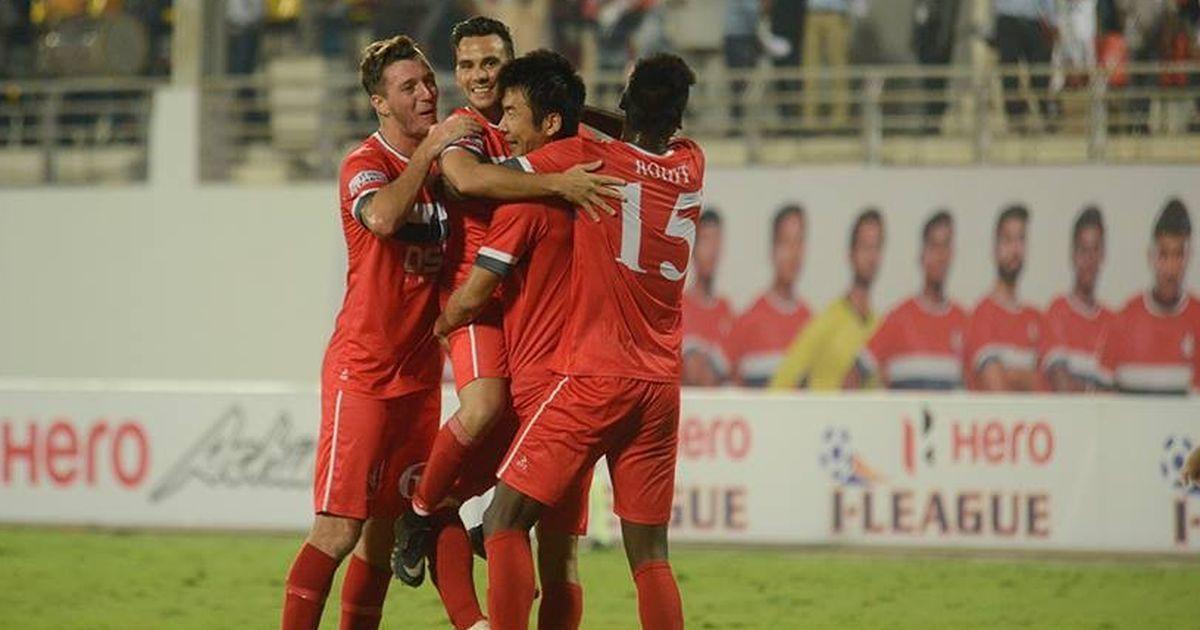 I-League: Shane McFaul's late equaliser earns point for DSK Shivajians against Chennai City