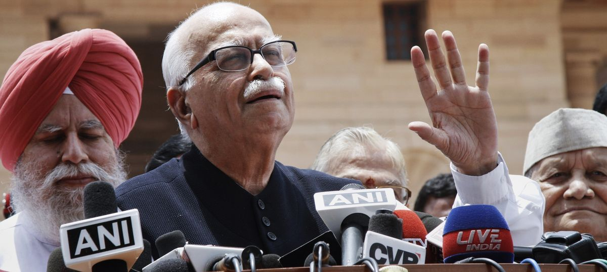 Babri masjid demolition: Will not accept discharge of LK Advani on technical grounds, says SC