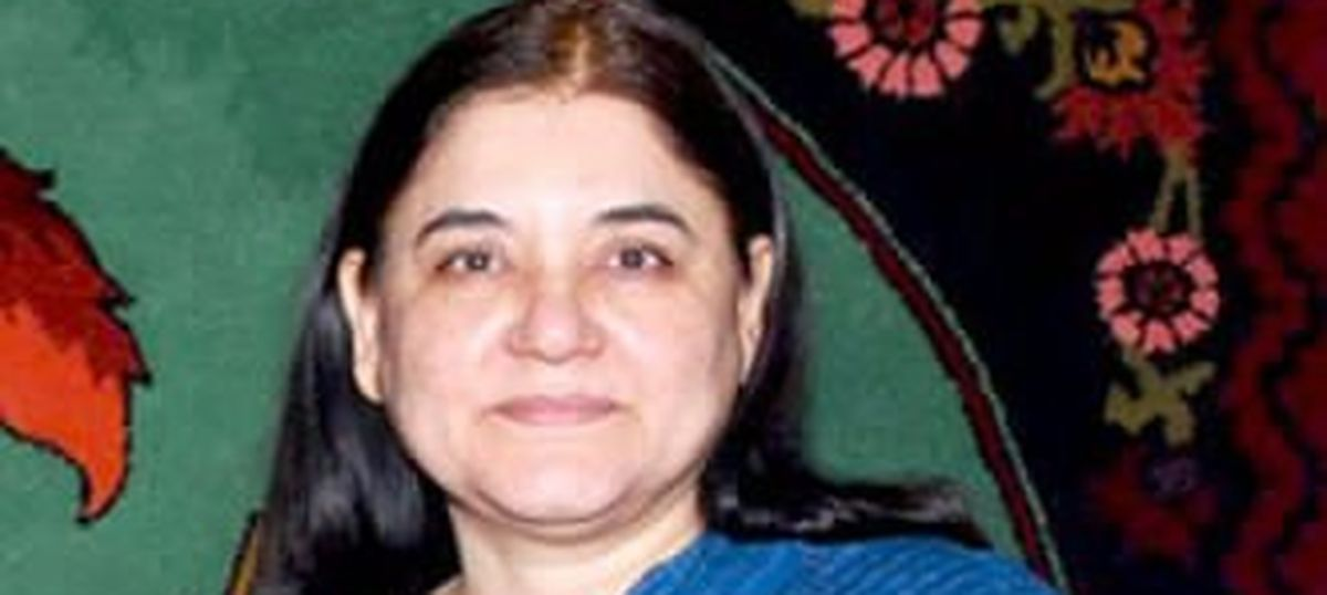 An early hostel curfew is necessary to protect girls from 'hormonal outbursts': Maneka Gandhi