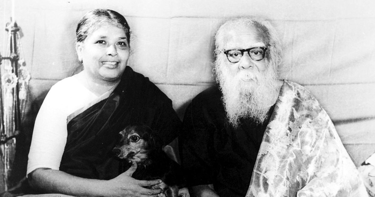 International Women's Day: Remembering Maniammai, the woman leader who shouldered Periyar's legacy