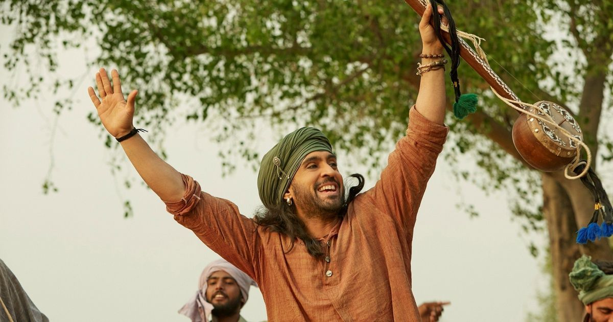 Soundtrack review: A ghost raps and shakes a leg in 'Phillauri'