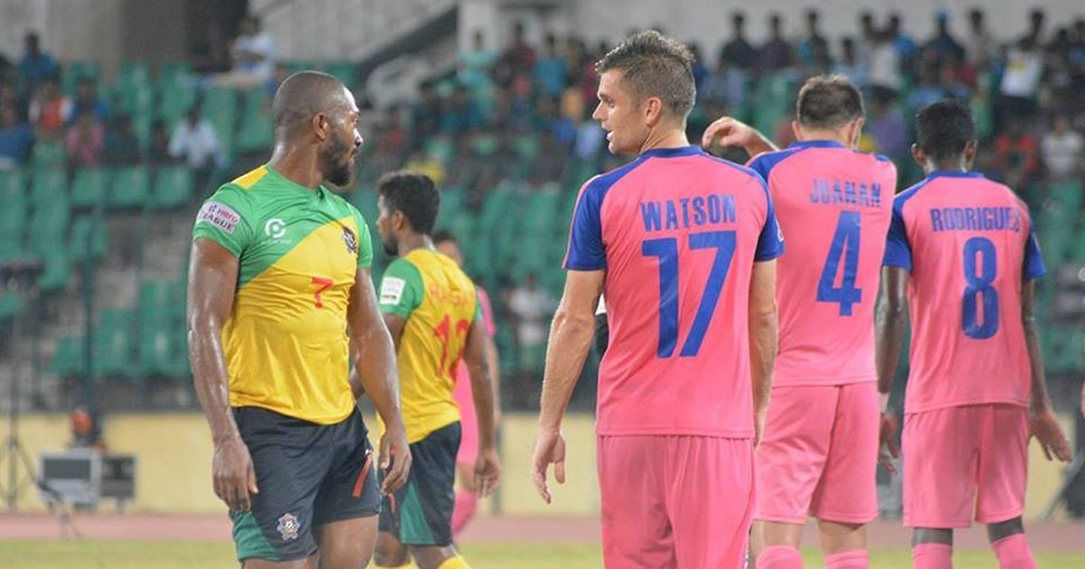 I-League: John Johnson own goals helps Chennai City hold Bengaluru to 1-1 draw