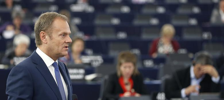 European Council re-elects Donald Tusk as president despite opposition from home country Poland