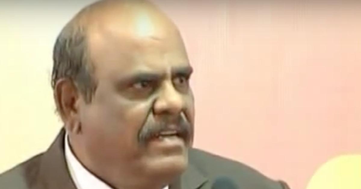 Warrant issued against Calcutta judge CS Karnan for skipping contempt proceedings