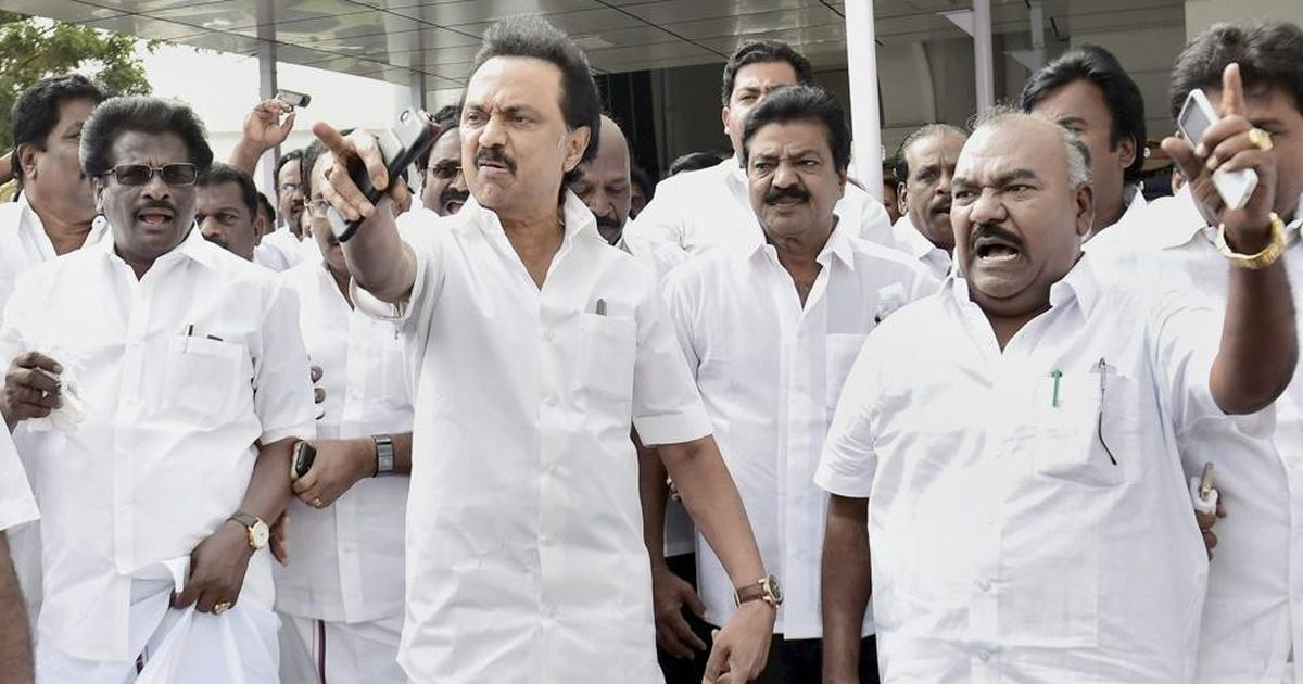 Hand over video footage of trust vote chaos to MK Stalin, HC tells Tamil Nadu government