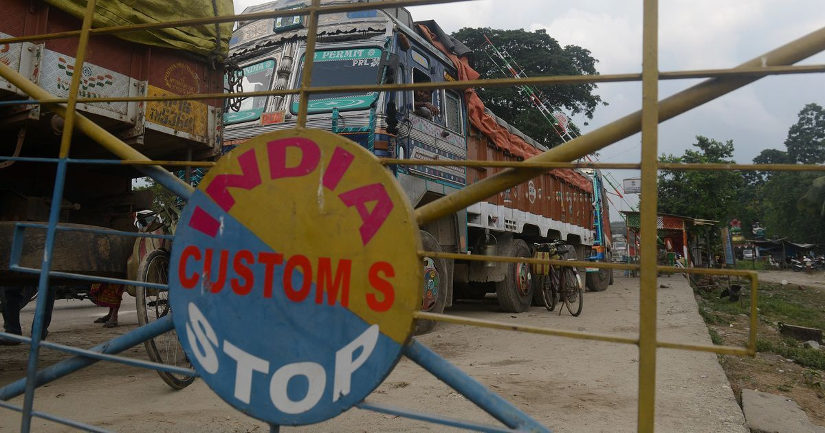 Anti-India protests erupt along border after Sashastra Seema Bal is accused of shooting Nepali man