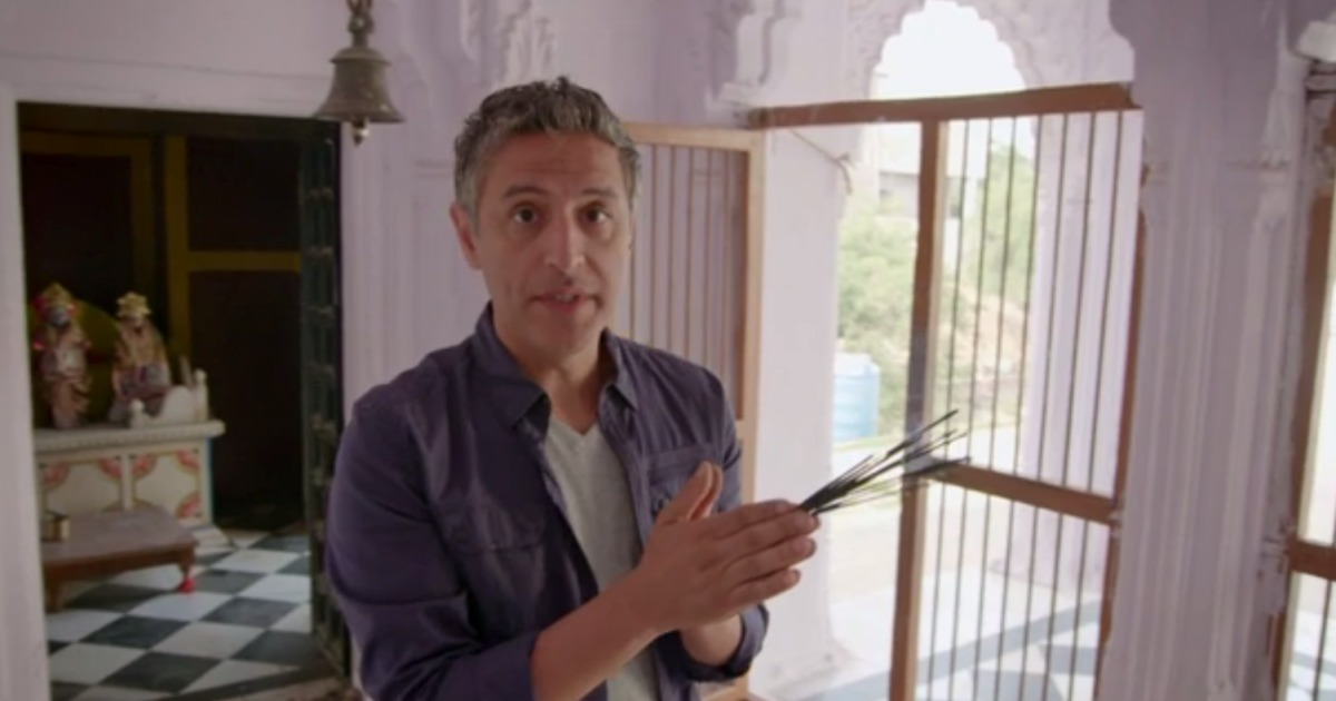 CNN's Believer: Reza Aslan's show on Hindu mendicants is bigoted no matter how you look at it