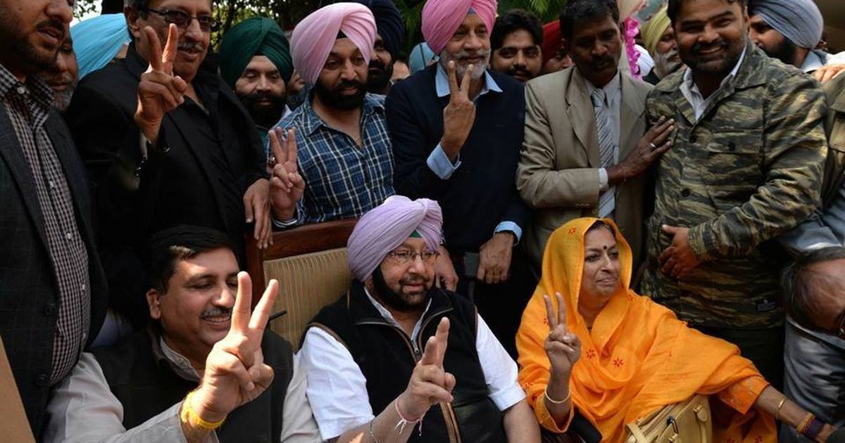 Punjab election 2017: These 12 charts analyse the big wins and upsets