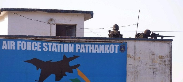 Pathankot air base put on high alert over possible terror attack