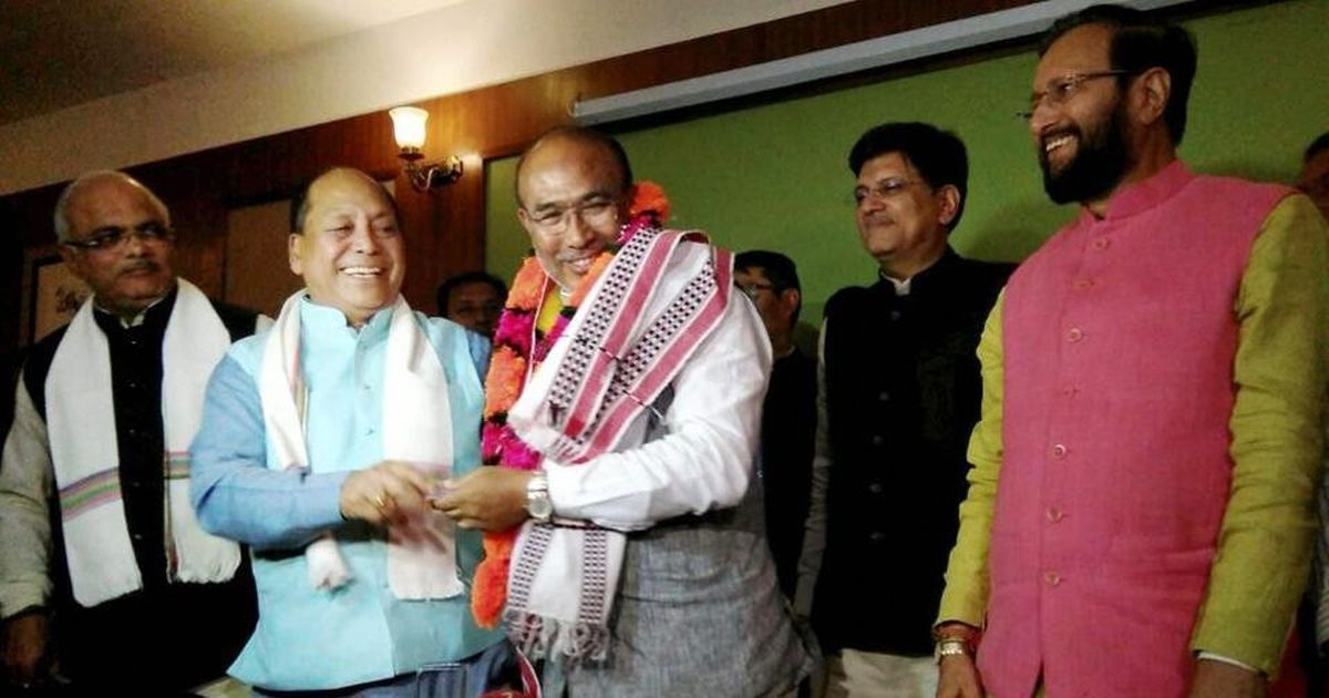 The big news: BJP's Biren Singh to be sworn in as Manipur CM today, and nine other top stories