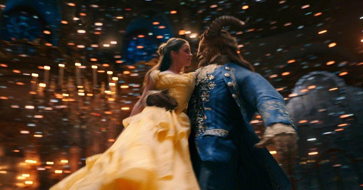 'Beauty and the Beast' film review:  A shiny spectacle in an old package