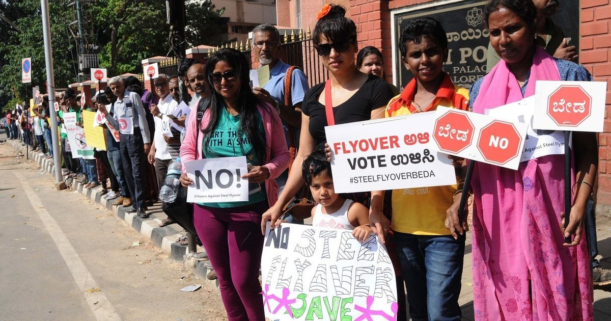 How Bengaluru got its pride back: The steel flyover protests gave it a robust citizen's movement
