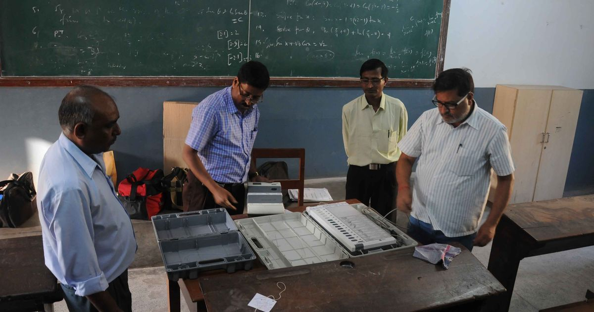 EVMs are tamper-proof, says Election Commission