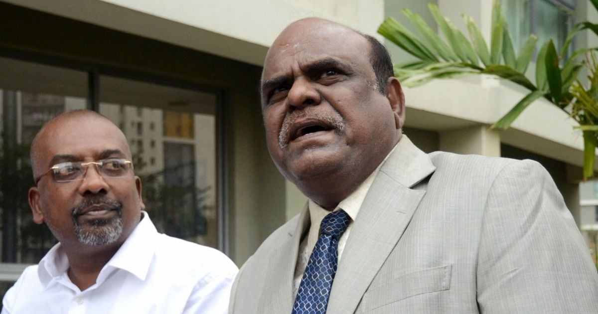 Justice CS Karnan rejects 'demeaning' Supreme Court warrant against him