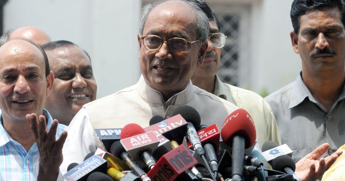 'Digvijaya Singh behind Goa floor test loss', says Congress leader Savio Rodrigues as he quits party