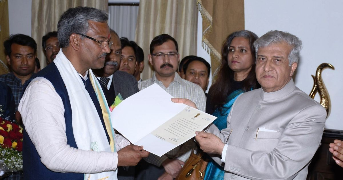 The big news: Trivendra Singh Rawat becomes Uttarakhand CM today, and nine other top stories