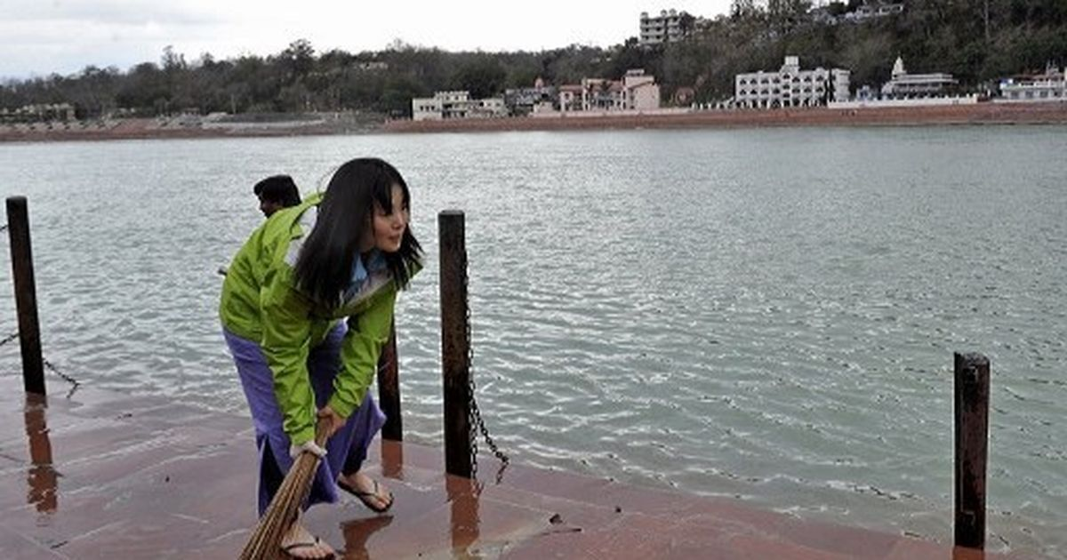 River Ganga is India's first living entity, rules Uttarakhand High Court