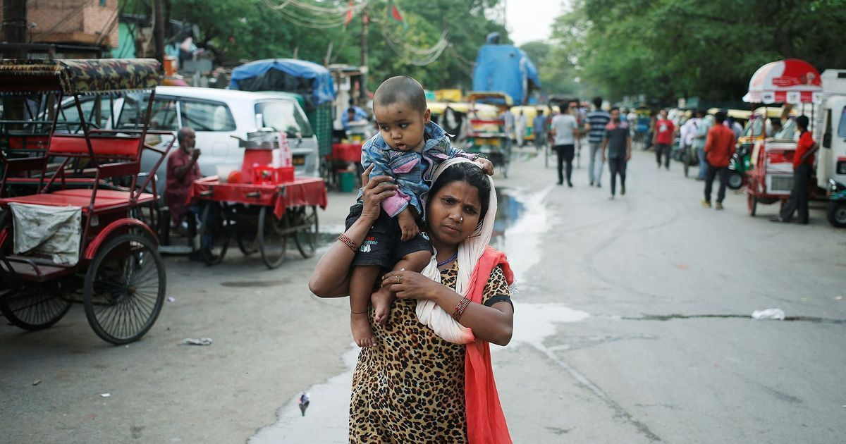 India's economy is growing but distress migrations ensure its children are not