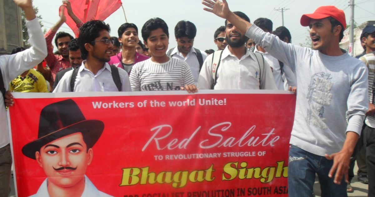 Bhagat Singh lives on in Pakistan today. And he is the unlikely hero the country needs