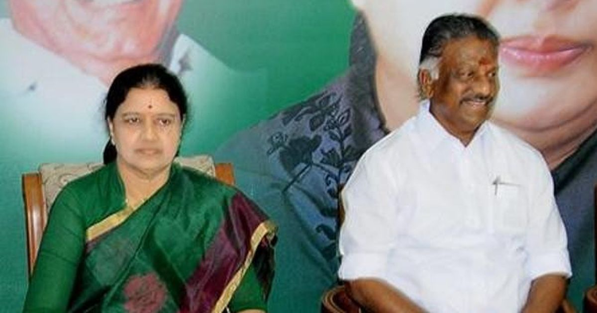 AIADMK crisis: EC issues hat symbol to Sasikala camp, electric pole to Panneerselvam faction