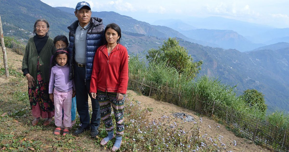 Darjeeling's small farmers are losing 40% of their crop to raiding wild animals
