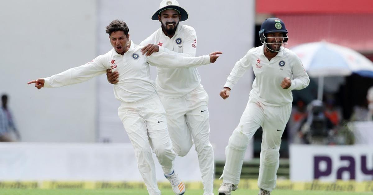 Debutant Kuldeep Yadav's 4/68 outshines Steve Smith's fluent 111 on Day 1 of 4th Test