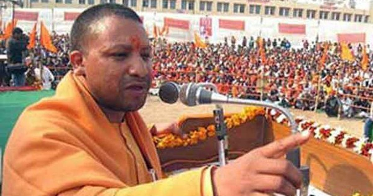 UP: Will not touch meat shops and slaughterhouses with licence, says Yogi Adityanath