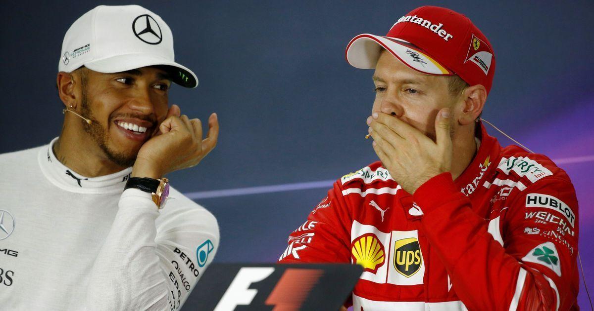 Australian GP: Vettel's win floods Twitter with praise, throwbacks and this season's first meme