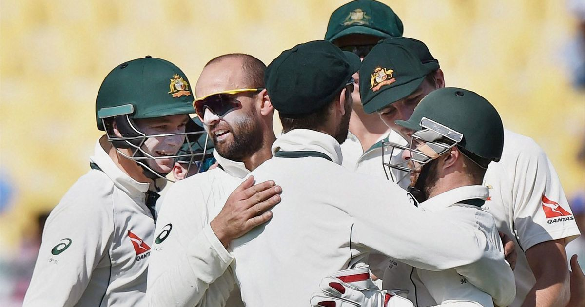 Cricket: Nathan Lyon scalps four wickets as Australia restrict India to 248/6 on Day 2 in Dharamsala