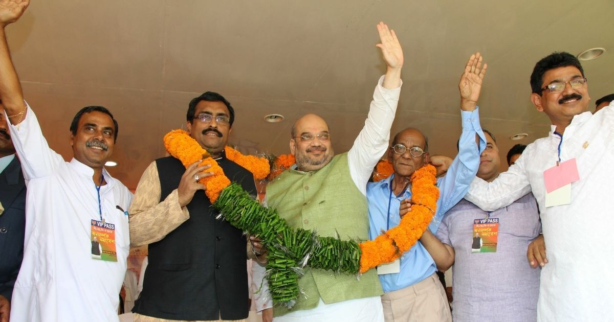 Mission Tripura: The BJP is now eyeing a fourth North Eastern state