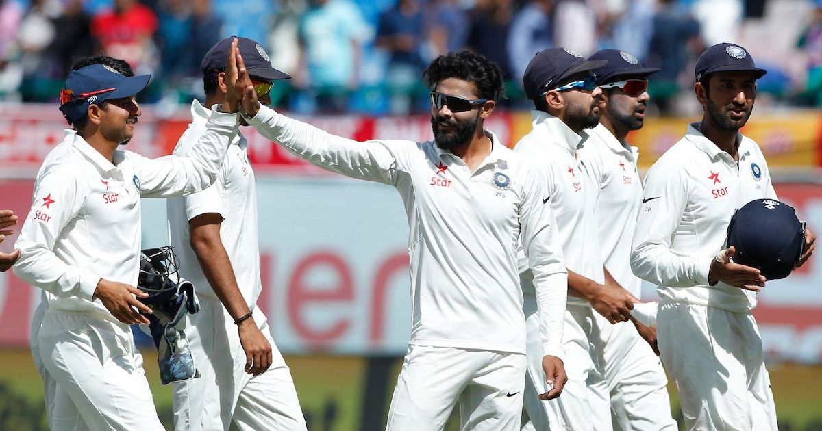 Fourth Test, Day 3: India need another 87 runs to win the series
