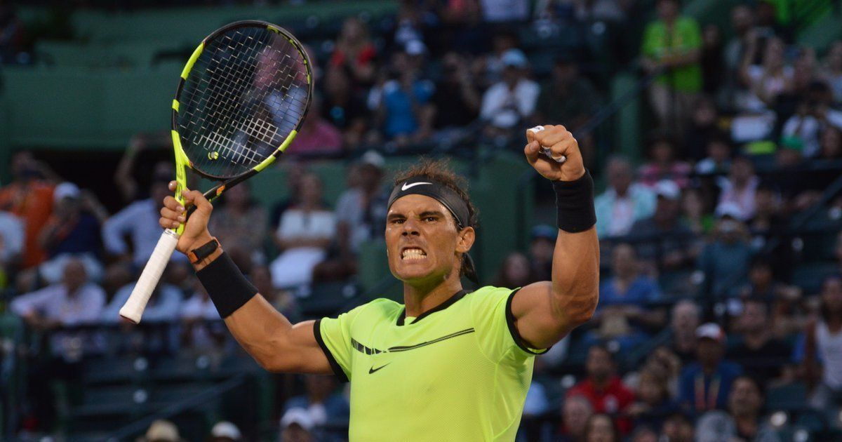 From 'clay-courter' to Career Slam: A statistical breakdown of Rafael Nadal's 1,000 ATP matches