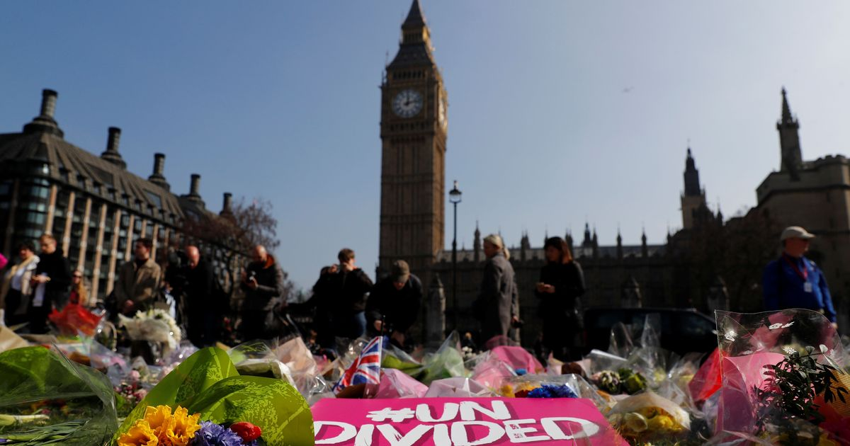 UK Parliament attack: No evidence suggesting attacker had Islamic State ties, say police