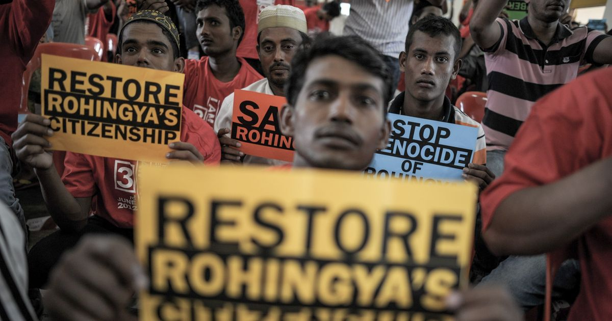 Banishing refugees to a flood-prone island will not solve Bangladesh's Rohingya refugee crisis