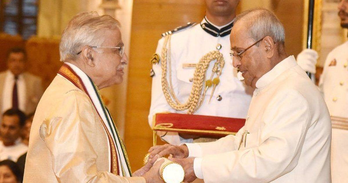 Virat Kohli, Murli Manohar Joshi, Sharad Pawar given Padma awards