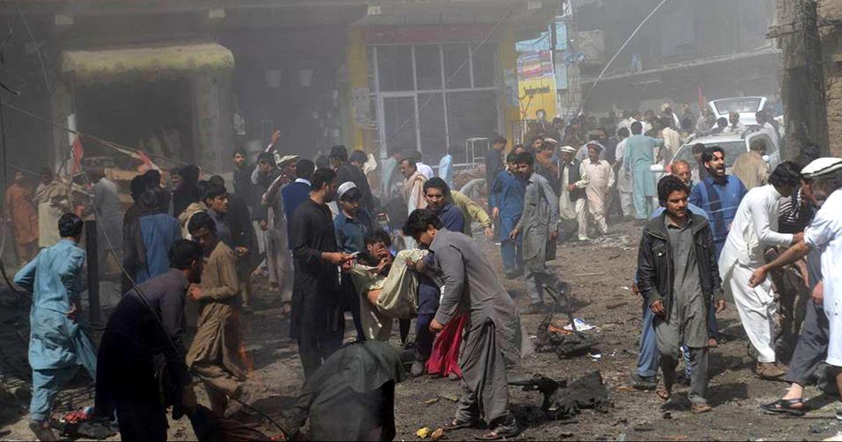 Pakistan: At least 22 dead in blast at Parachinar market