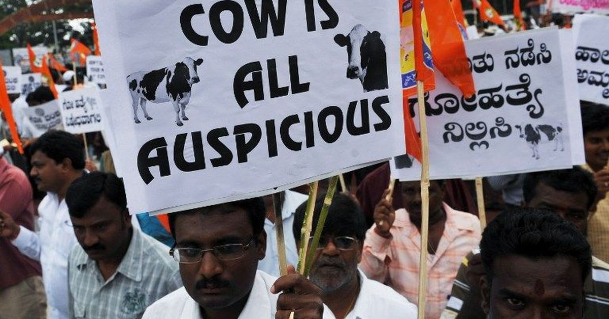 Slaughtering a cow or transporting beef can now get you a life sentence in Gujarat