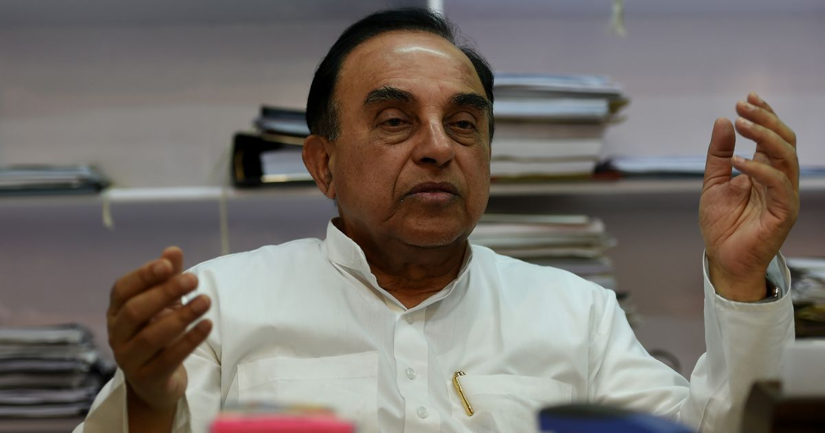 Ayodhya dispute: Supreme Court dismisses Subramanian Swamy's plea for urgent hearing