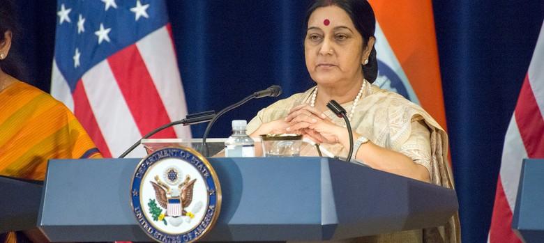 Indian student beaten up in Poland, Sushma Swaraj seeks report