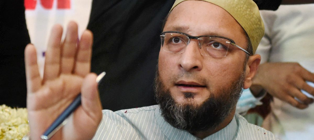 'Cow is mummy in UP and yummy in the North East': Asaduddin Owaisi takes a dig at BJP