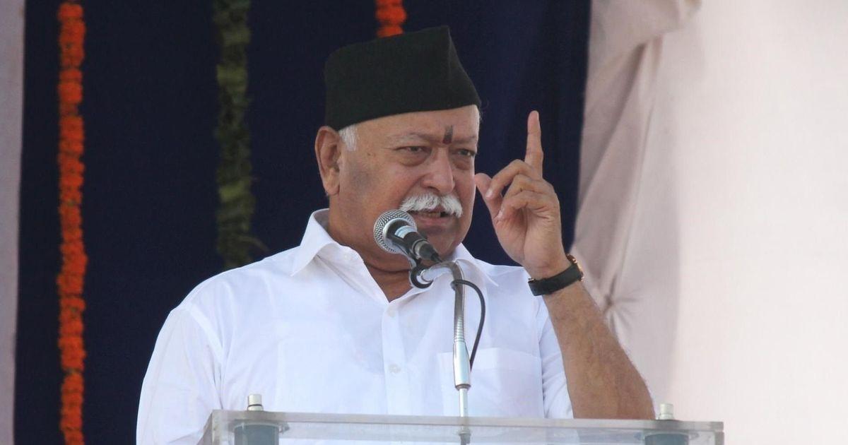 Karnataka Congress leader wants Mohan Bhagwat to become president, writes to PM