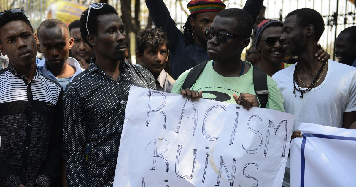 Attacks on Africans: Remember how it feels when an Indian is attacked abroad