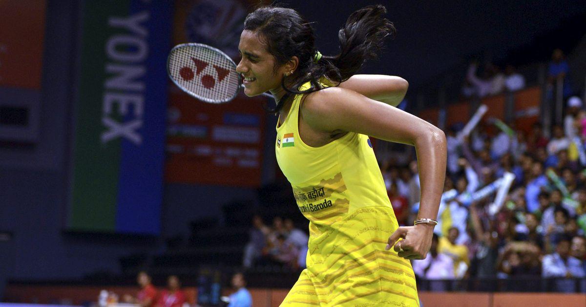 Badminton: PV Sindhu beats South Korea's Sung Ji-hyun to enter India Open final