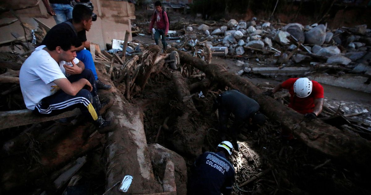 Colombia: President declares emergency after 254 die in mudslides, flooding