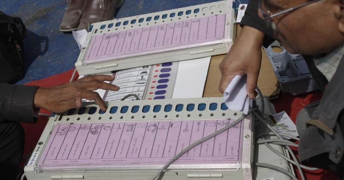 EC looks to buy lakhs of new EVMs it claims will be impossible to manipulate