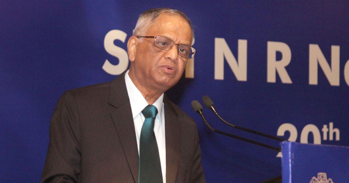 Narayana Murthy denounces large pay hike for Infosys COO UB Pravin Rao
